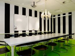 office interior design concepts. Furniture,Modern Concept Meeting Room Design With White Large Table And Black Sled Base. Office InteriorsOffice Interior Concepts