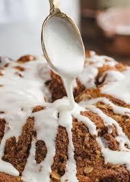 powdered sugar glaze basic cake glaze