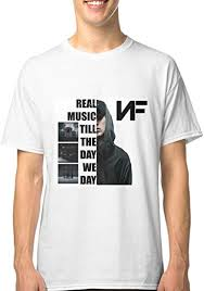 See more of nf real___quotes on facebook. Amazon Com Nf Real Music Till The Day We Die 10 Shirt Clothing