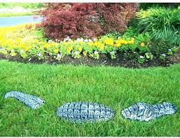 unique outdoor decor lawn ornaments animals