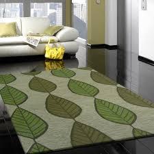 olive green modern floral outdoor transitional area rug  rug