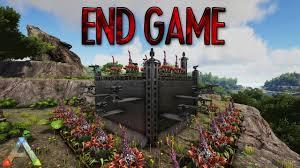 Ark Survival Base Designer Ark How To Upgrade Your Base Early End Game Base Design Building Tips Part 2