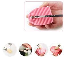 brush egg makeup brush cleaner