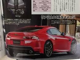 2018 toyota supra. beautiful toyota spotted 2018 toyota supra u2013 mawater arabia  middle east automotive news inside toyota supra