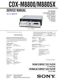 cdx gt25mpw wiring diagram cdx image wiring diagram wiring diagram for sony xplod cdx mp40 wiring diagrams and on cdx gt25mpw wiring diagram