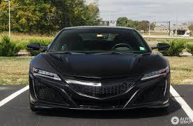 acura nsx 2016 black. 2016 acura nsx black matte special edition acura nsx black
