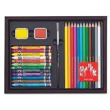Caran Dache Neocolor Ii Artists Crayons Blick Art Materials