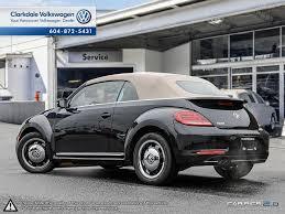 New 2018 Volkswagen Beetle Convertible 2 Door Car in Vancouver, BC ...