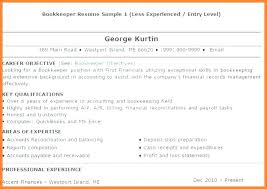 Bookkeeping Resume Samples Unique Accounting Sop Template Book Keeping Resume Bookkeeper Free Payroll