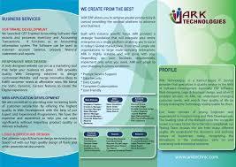 Ark Brochure