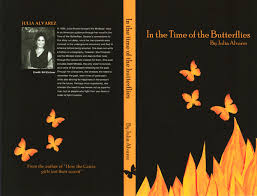 book cover design in the time of the butterflies on behance