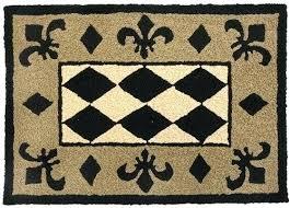 fleur de lis area rugs tails about black tan beige harlequin jellybean accent area rug x fleur de lis area rugs
