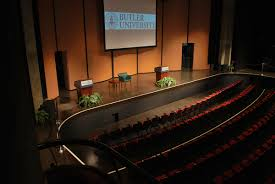 Clowes Hall Seating Chart Clowes Memorial Hall Butler Arts Center