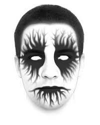 corpsepaint design by pejester deviantart on deviantart face makeup