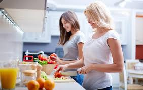 Healthy eating for teens related