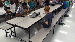 middle school lunch table.  Table Inside Middle School Lunch Table G