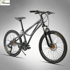 <b>New Brand Aluminum</b> Alloy Frame Mountain Bike Outdoor Sport 24 ...