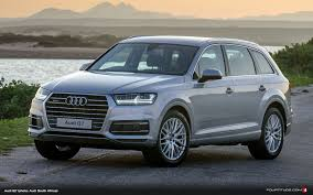New Audi Q7 Arrives in South Africa - Fourtitude.com