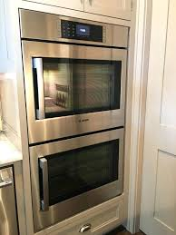 bosch wall oven wall oven series