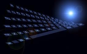 technology keyboard wallpaper