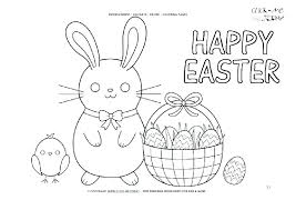 Free Easter Colouring Pages Cards Coloring Cards Coloring Pages To