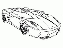 Race Car Coloring Pages - www.kibogalerie.com