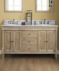 rustic bathroom double vanities. Plain Rustic Rustic Chic 60 Intended Bathroom Double Vanities A