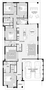 Small Picture Narrow Lot Single Storey Homes Perth Cottage Home Designs
