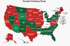 See more ideas about christmas desserts, desserts, dessert recipes. Most Popular Christmas Treats In Every State According To Zippia Thrillist