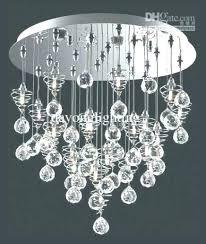 glass ball lighting. Glass Ball Light Fixture Orb Lighting Hanging Balls Chandelier  Crystal Modern Lamp