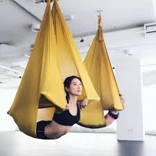 dream studio offers pole fitness aerial hoop and fly yoga the fly yoga cles are available at subang jaya plaza ativo in bandar seri damansara and