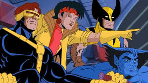 the essential characters of x men the animated series