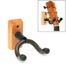 guitar wall hanger wooden base guitar hangers wall mount hooks stand holder al guitar wall hanger guitar wall hanger