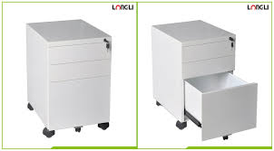 File Cabinets With Wheels Cushion Top Office Storage Pedestal Filing Cabinet With Wheels