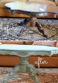 creative furniture modifying interior design perfectly marvelous painted coffee table makeover with antique design on