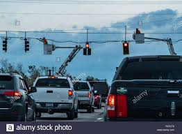 Fema Lights Panama City Fl Nov 2 2018 Utility Workers Restore