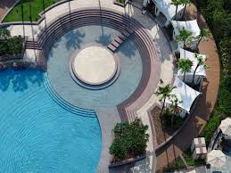 Guitar Shaped Swimming Pool In Music Row Area Of Nashville In ...