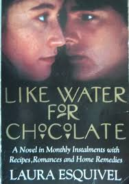 like water for chocolate words words words likewhat
