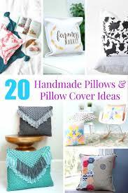Throw Pillow Cover Designs Handmade Pillows And Pillow Cover Ideas
