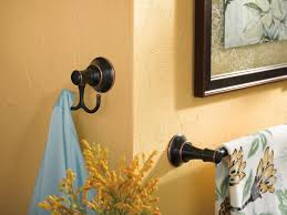 Towel Hook Bathroom Bathroom Cheerful Bathroom Design With Black Metal Towel Hook