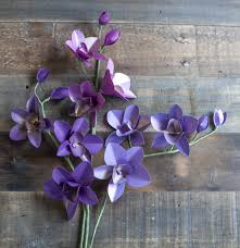 Paper Orchid Flower Make Your Own Paper Orchids How To Make A Paper Flower
