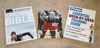 triathlon and nutrition books