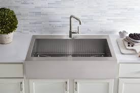 best glass countertop kitchen sink options
