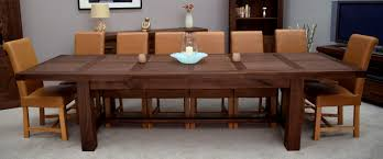 table surprising large extending dining seats 12 8 room attractive for modern apartment in 18