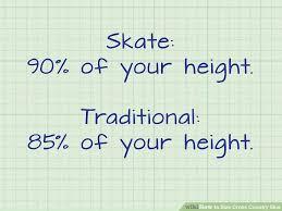 Children U S Cross Country Ski Boot Size Chart Www