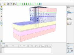 Small Picture Sheeting Check Geotechnical Software GEO5 Fine