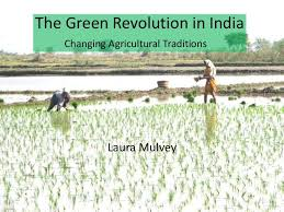 the green revolution in