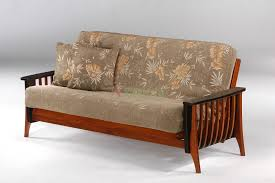 futon sofa bed. Night And Day Aurora Futon Sofa Bed In Mix Cherry Dark Chocolate   Xiorex H