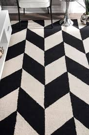 home interior awesome black and white checd rug check rugs area ideas from black and