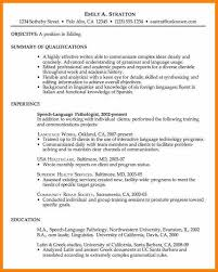 8 Good Resume Examples For Jobs Plastic Mouldings